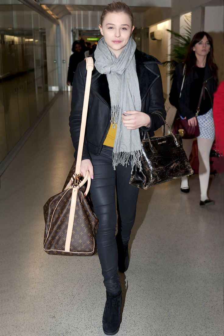 Travel in Style With These 10 Celebrity Approved Airport ...