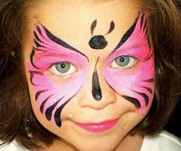 Popular Face Paint Designs | and a very good choice for someone just starting out. Let's face ...