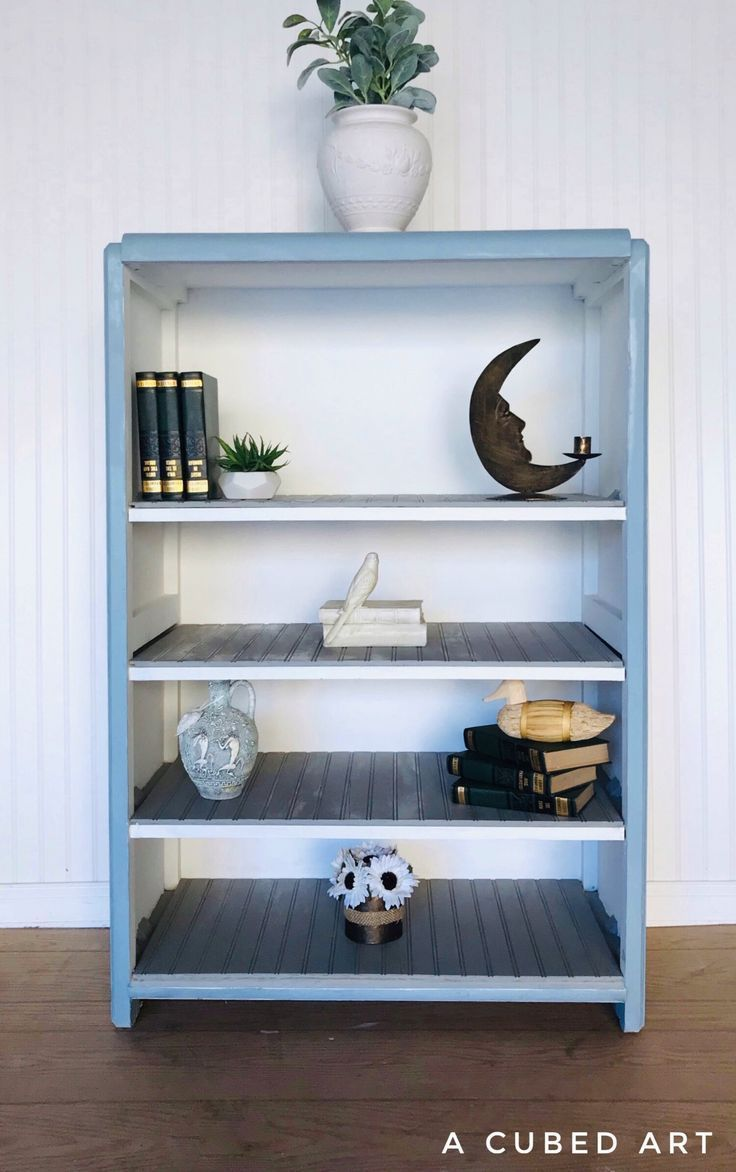 Diy Bookcase Upcycle Bookcase Old Dressers Repurposed Furniture