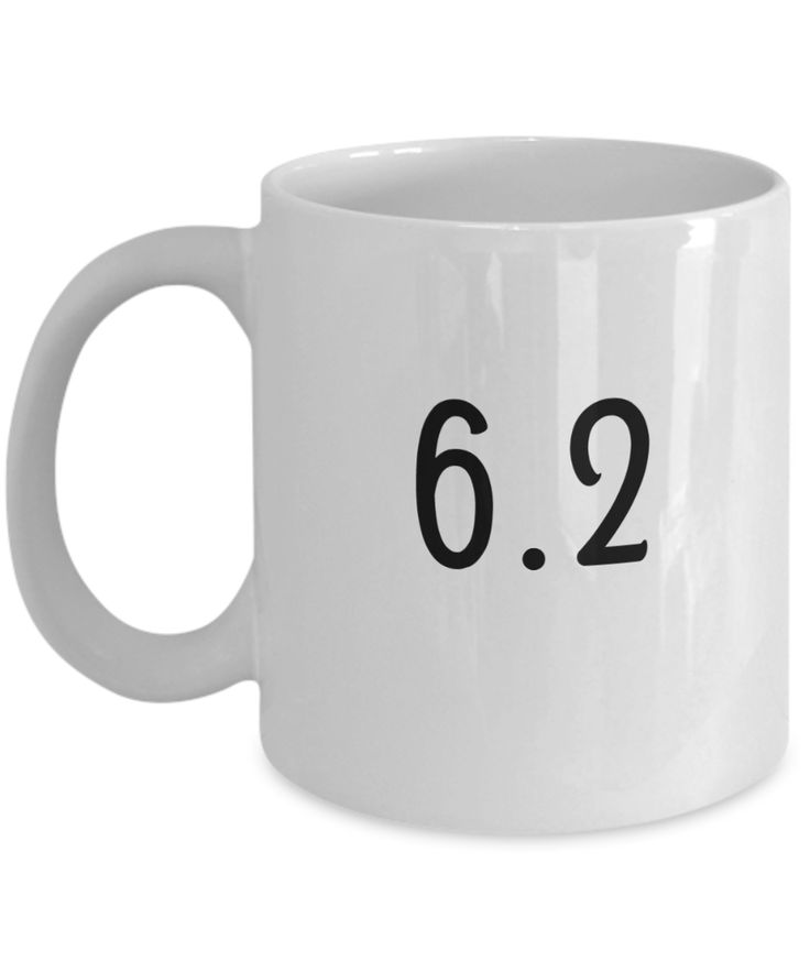 6.2 10k Runners Athlete Novelty Coffee Mug Participant Custom Printed Mug