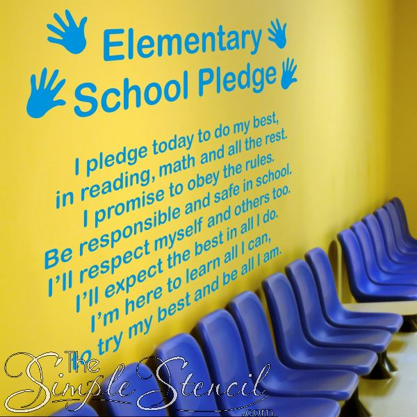 a collection of wall quotes directional wall stickers and classroom rules and motivational ideas using