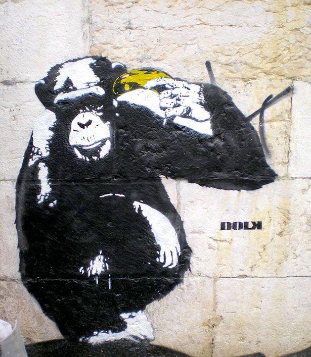 40 Striking Examples of Graffiti Art | Webdesigner Depot