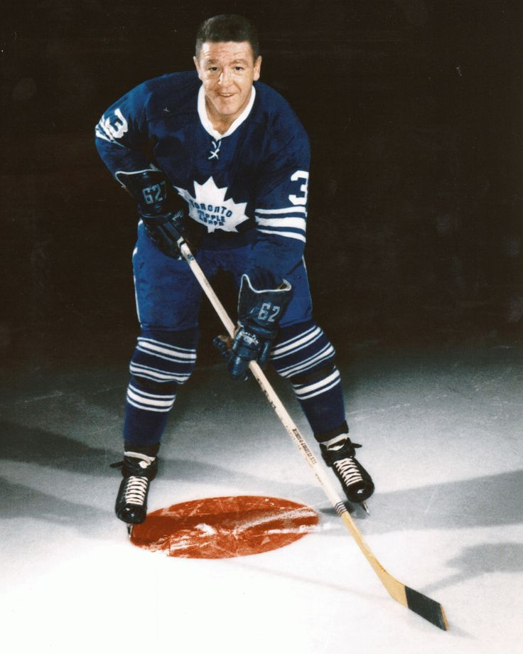 Marcel Pronovost - Toronto Maple Leafs - NHL Hockey Pictures & Autographs
