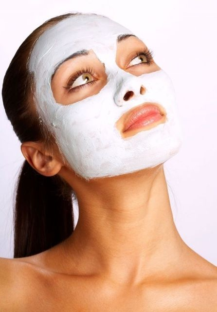 Homemade Face Masks - Great tips for giving yourself a fabulous facial...