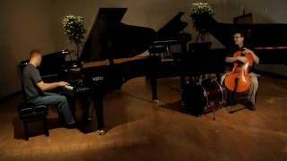 Jon Schmidt & Steven Sharp Nelson - Love Story Meets Viva la Vida, via YouTube.