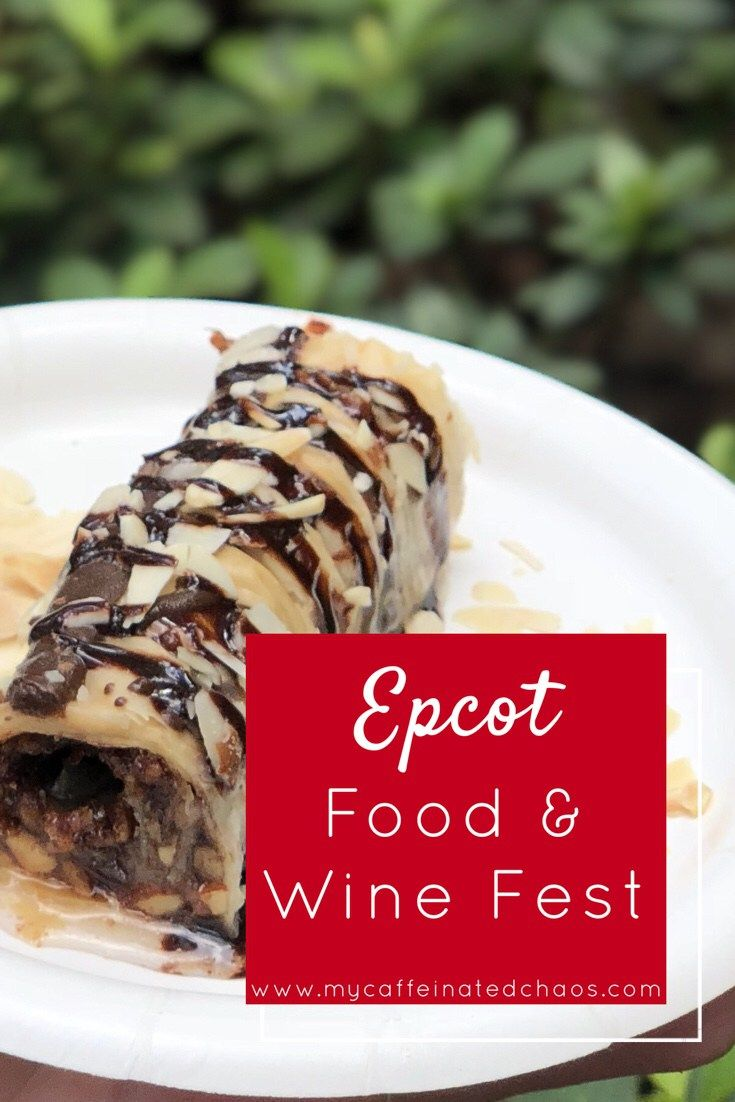 Epcot Food And Wine Fest 2018 The Best Food And Wine For Your Time Epcot Food Wine Recipes Food