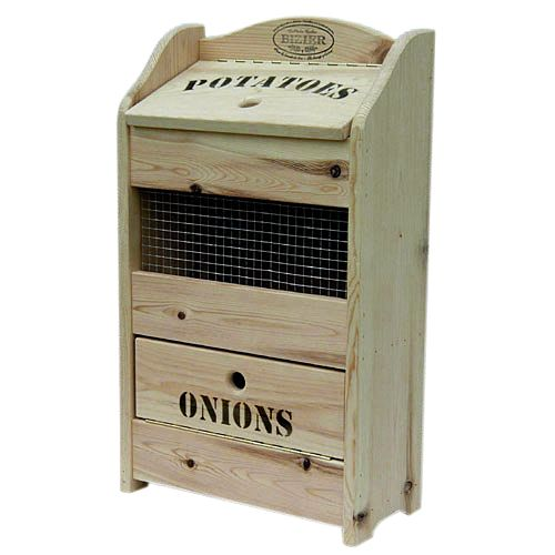 Exceptional Potato U0026 Onion Bin For My Kitchen