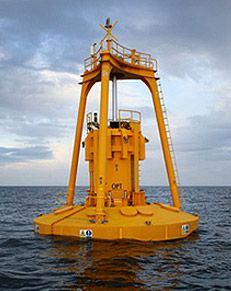 Using the Ocean Waves to generate power.