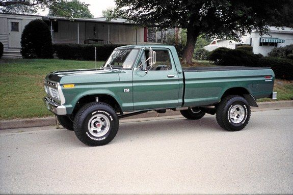 "1976 f250 | 1974 Ford F250 Regular Cab ""MYHIBOY"" - Latrobe, PA owned by Gearhead24 ..."