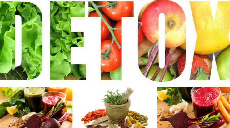 4 Super Alimentos que Desintoxicam o Corpo