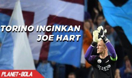 Torino Mengaku Tertarik Mendatangkan Joe Hart