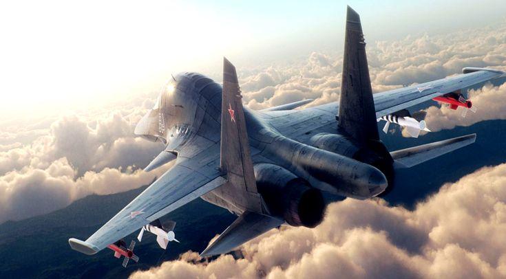 Russian Fighter Plane HD Wallpaper - HD Wallpapers 4 US