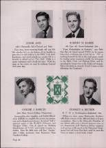 1950 Northampton High School Yearbook Page 28 & 29