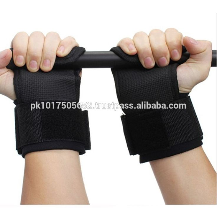 Fitness Weight Lifting Straps Musculation Exercise Wrist Wraps
