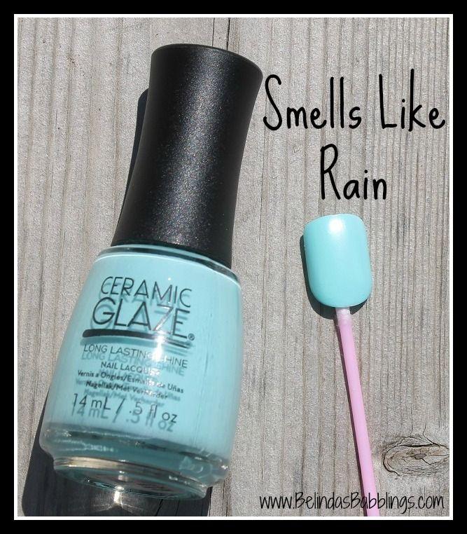 Smells Like Rain Swatch
