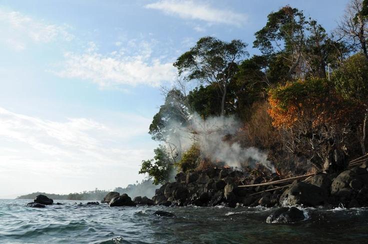 Bangka Island, North Sulawesi