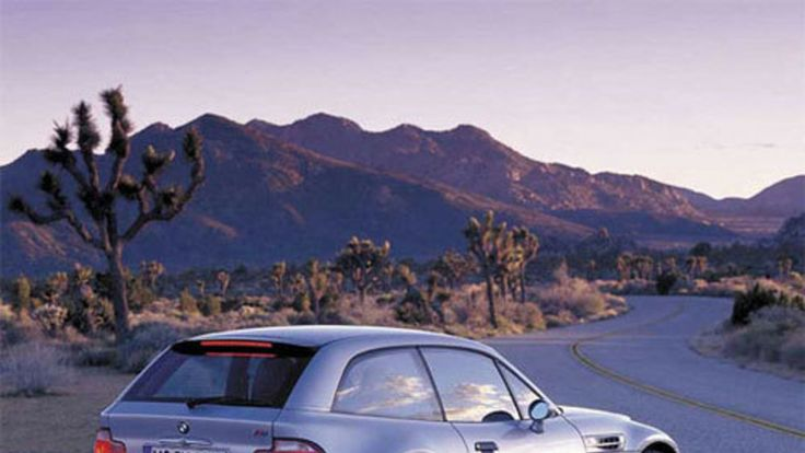 The Jalopnik Fantasy Garage: First-Generation BMW M Coupe