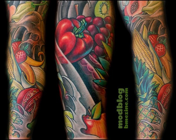 Vegan tattoo ink? Anyone here experienced in this area?