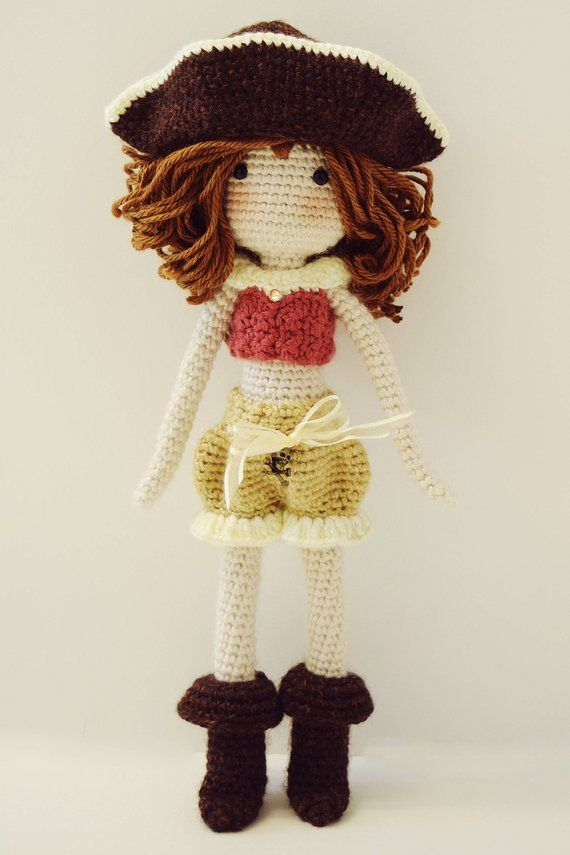 Amigurumi Pattern / Crochet Doll Pattern / Photo Tutorial / Instant ...