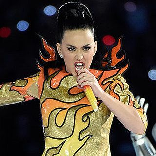 Katy Perry's Super Bowl Outfit Looks Like Will Ferrell's