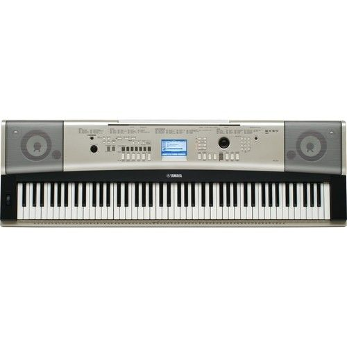 Yamaha - YPG-535 88 Key Digital Piano - Champagne Gold - Larger Front