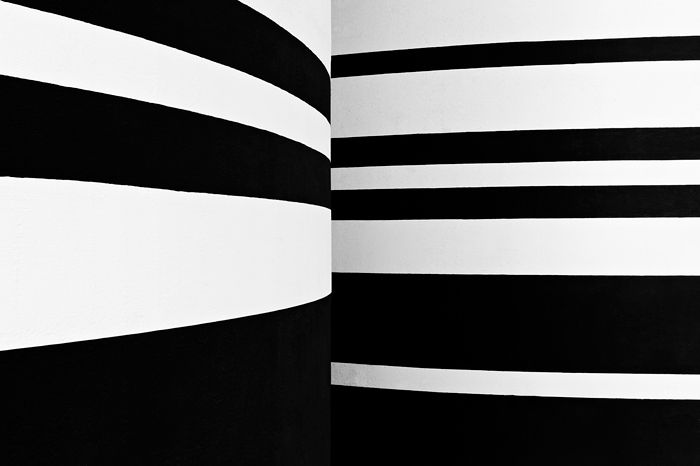 La Sucrière  /  Lyon  /  Photo: © Thomas Perréon  #architecture #lyon #thomas #perreon #minimalism #bw #composition #contemporary #symmetry #graphism #lasucriere #confluence #photography #lines