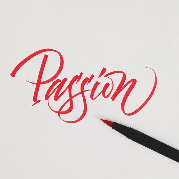 brush pen / Joan Quiros