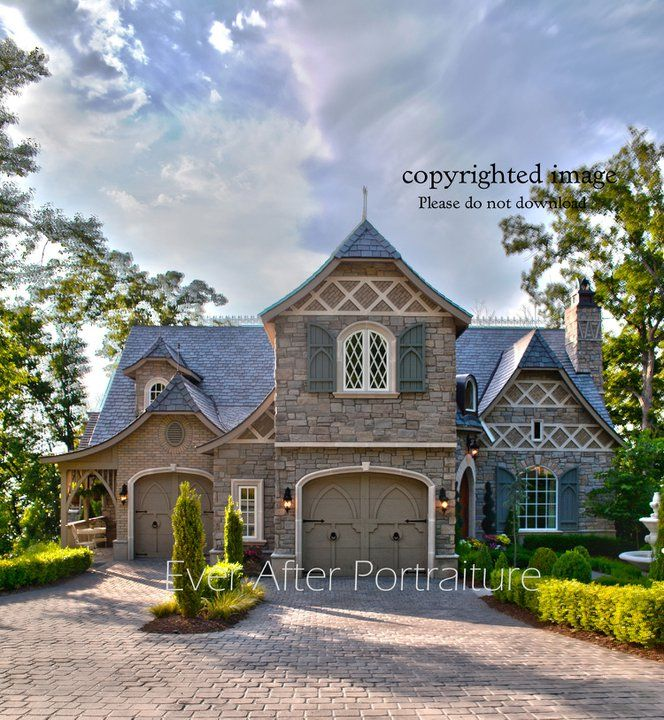 curb appeal another great example of beautiful design storybook home plans