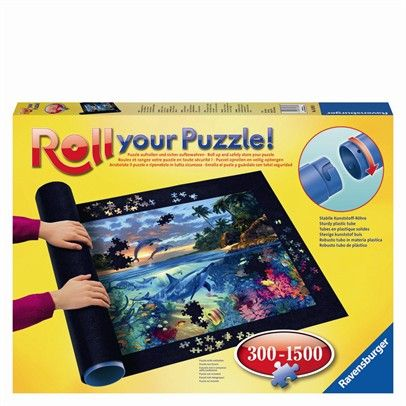 Ravensburger Rburg - Roll Your Puzzle! 300 - 1500 Pieces $34.00