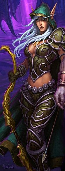 High elf (World of Warcraft) - Fantasy Races Wiki - Wikia