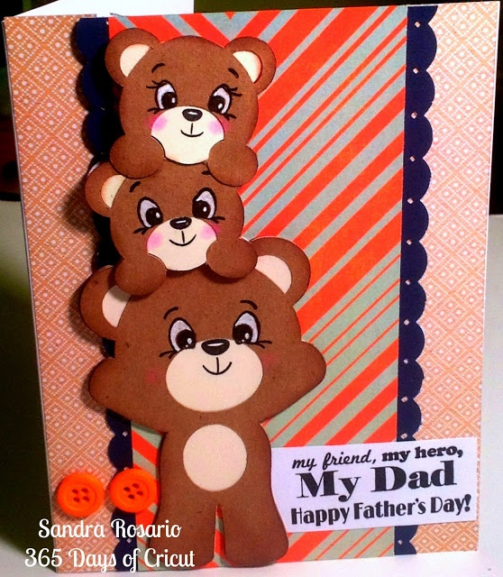 three bears fathers day youtube