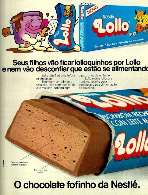 Você se lembra? Lollo delicioso kkk o Lollo voltou kkkk