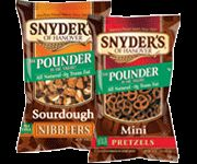 Save with SavingStar Ecoupon : Snyder's of Hanover® Pretzels : #CouponAlert, #Coupons, #E-Coupons Check it out here!!