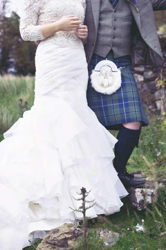 Who can resist a guy in a kilt