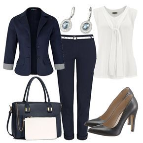 MondayMorning Outfit – Business Outfits bei Frauen…