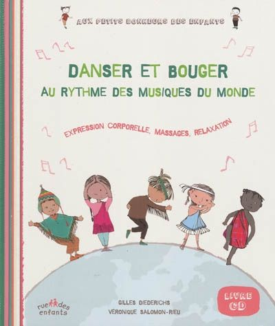 Danser et bouger : musique du monde