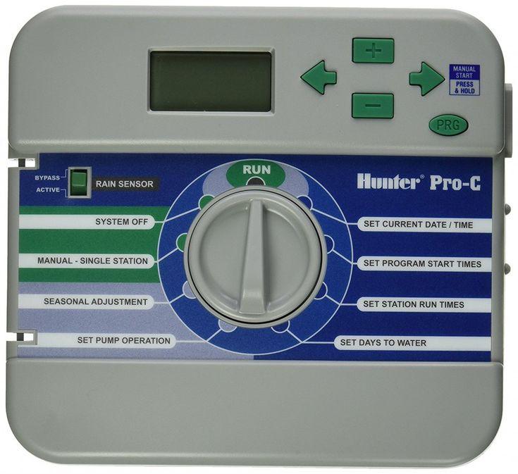 Hunter Irrigation Controller