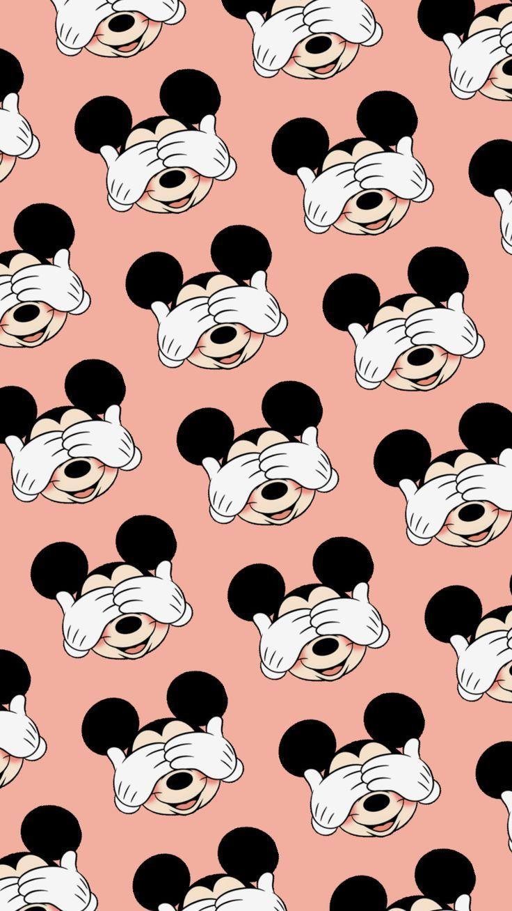 Iphone Wallpaper – Ayyy … Que mickey no puede ver lo que va a pasar entre tu amor platónico y tu