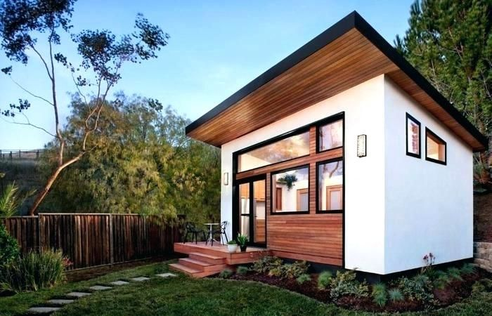 Tiny Efficient Homes Modern House Plans Medium Size Super Insulated Small Homes Tiny House Efficient R Backyard Guest Houses Tiny Guest House Guest House Small