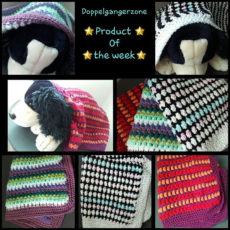 #product of the #week #Doppelgangerzone #babyshower #babyblanket #handmade