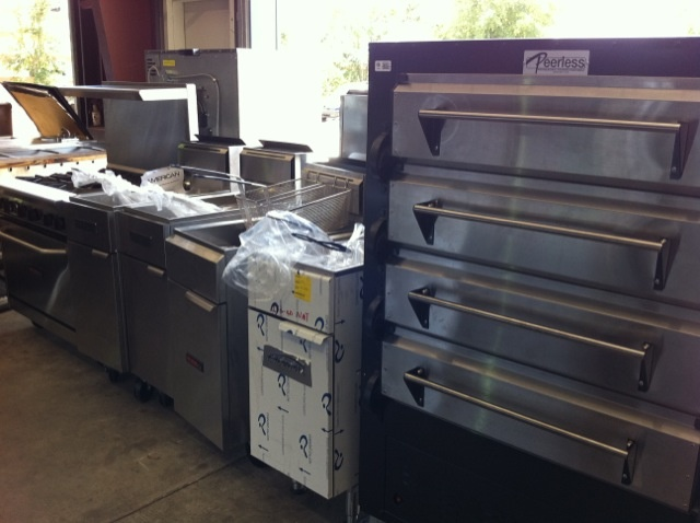 used restaurant prep tables  2