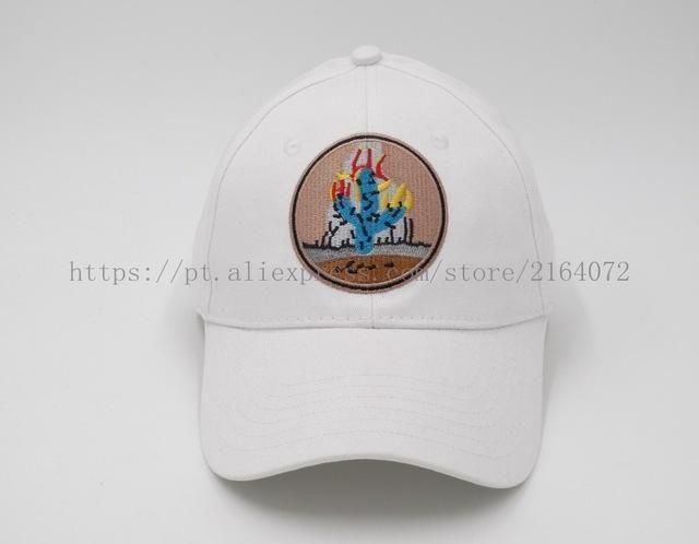 New Travis Travis Scotts Rodeo dad Hat Tour Cactus Strapback baseball hats Caps