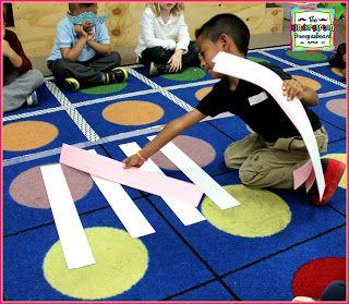 A Kindergarten Smorgasboard of Tally Marks