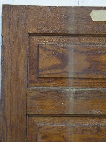 Columbus Architectural Salvage   Salvaged Cabinet Door Panel