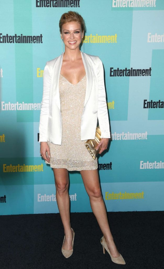 Adrianne Palicki - Entertainment Weekly Party at Comic-Con : Global Celebrtities (F) FunFunky.com