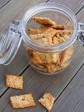 szeretetrehangoltan: Sajtos magos kekszek (kréker)