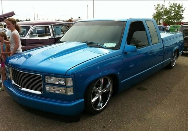 491 Best Chevy C1500 Silverado Trucks Images On Pinterest