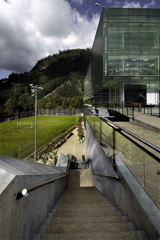 Centro Deportivo Universidad de los Andes,© Unknown photographer