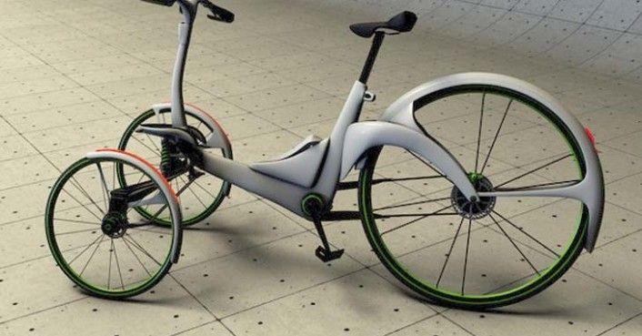 Eco-friendly electric tricycle http://su.pr/1xhwa1