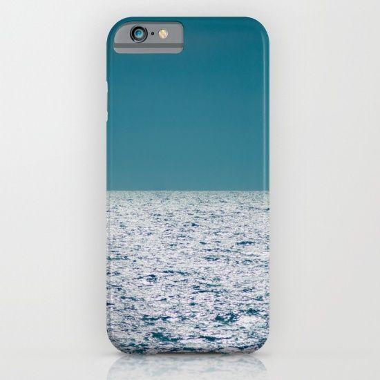 Peaceful Ocean iPhone & iPod Case